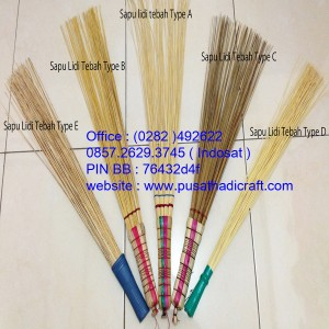 0857.2629.3745 ( Indosat )Coconut Broom, Coconut Broom Stick, Coconut ekel Broom, Grass Brom, Palm Broom, Sapu Glagah, Sapu Lidi Taman, Sapu Lidi Tangkai, Sapu Lidi Tebah, Sapu Lidi Tebah Gading